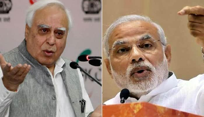 After 'PM not real Hindu' remark, Sibal targets Modi over Ram Mandir issue
