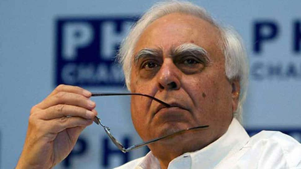 Sack Kapil Sibal from party for appeal on Ayodhya: Muslim Congress leader writes to Sonia Gandhi