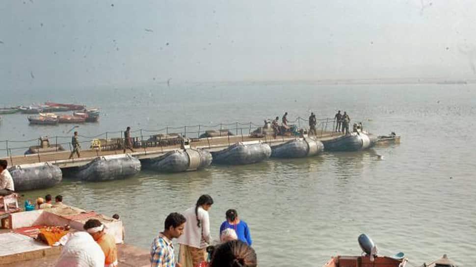 Ghats development being done in Kanpur, Patna, Kolkata: Minister
