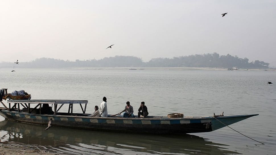 Will find out why the 'sacred' Brahmaputra is turning black: Kiren Rijiju