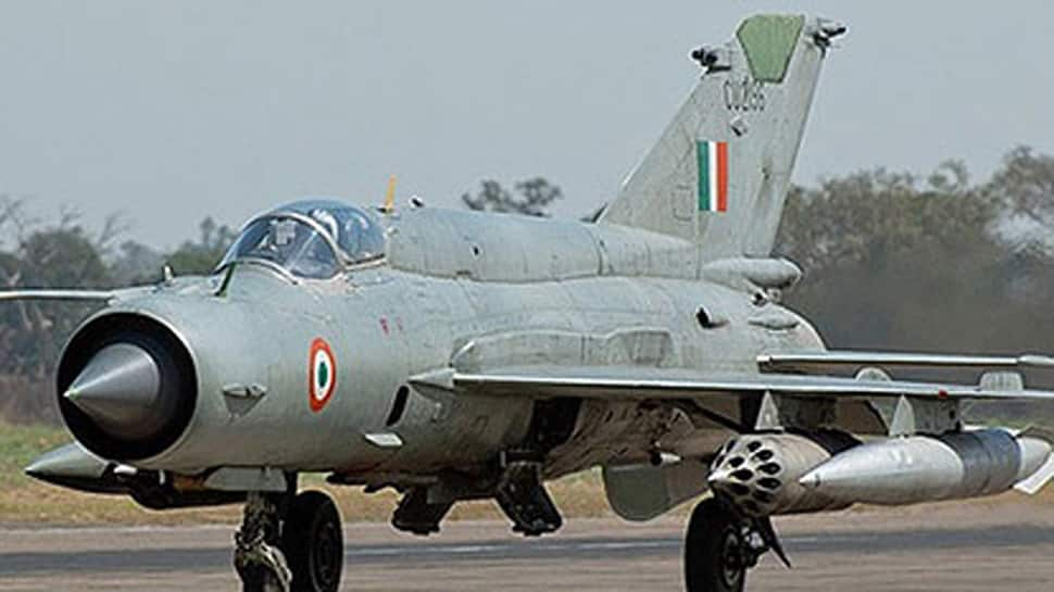 IAF fighter makes emergency landing at Jaipur Airport