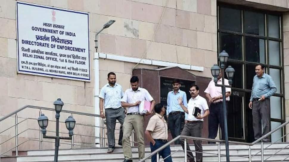 ED attaches assets of ex-Karnataka anti-graft chief in Bengaluru