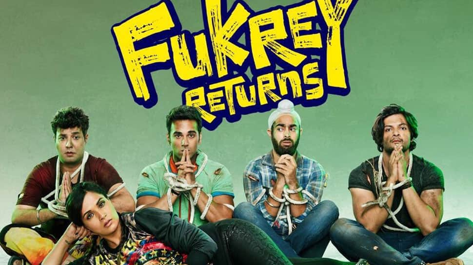Fukrey Returns box office collections: The crazy gang is back with a bang!