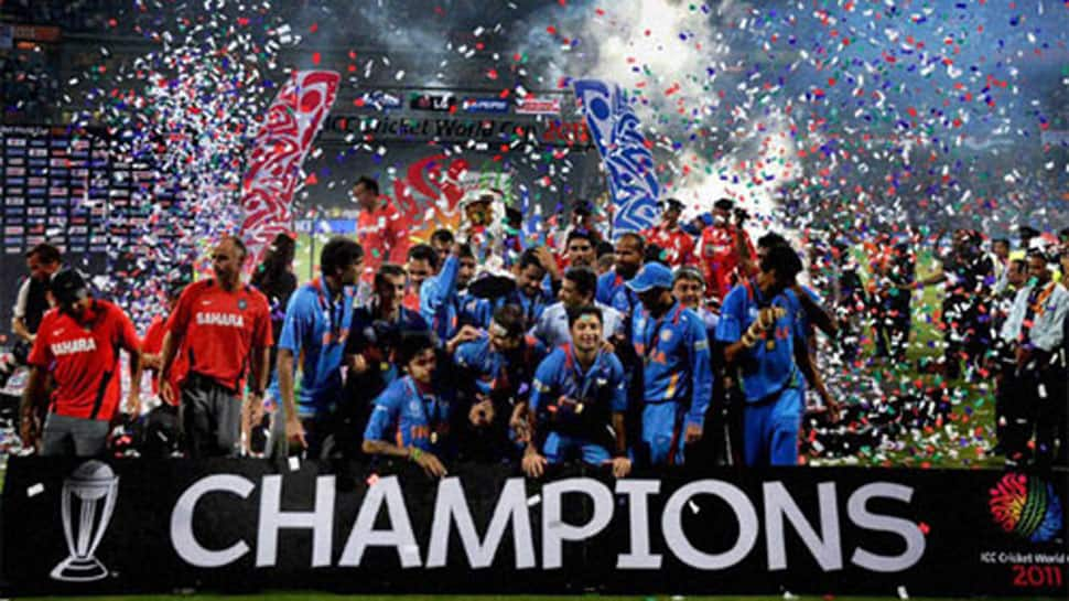 Bcci Confirms India As 2023 Icc World Cup 2021 Champions