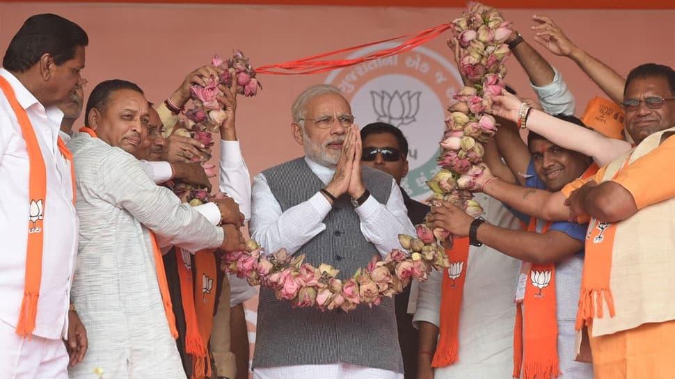 Clean surroundings benefit poor, not the rich, says PM Narendra Modi