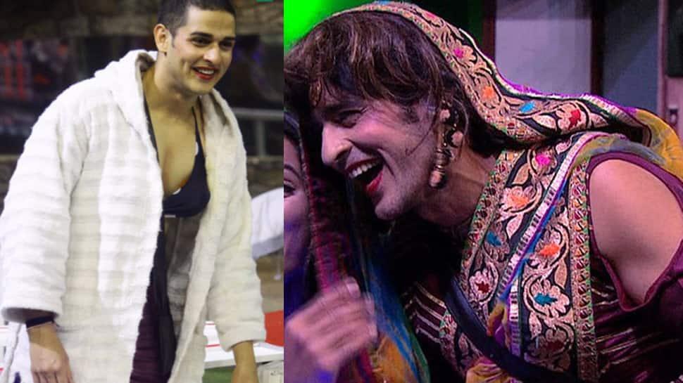 Bigg Boss 11 Day 72 written updates: Hiten and Priyank dress up as women