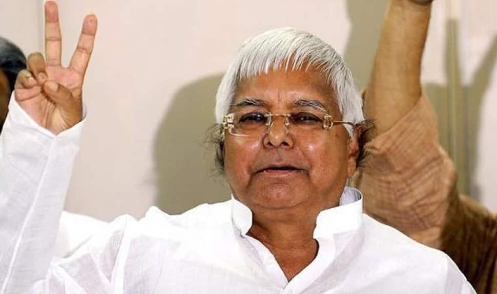 Lalu Yadav calls exit poll results 'manipulated', says Congress will win Gujarat