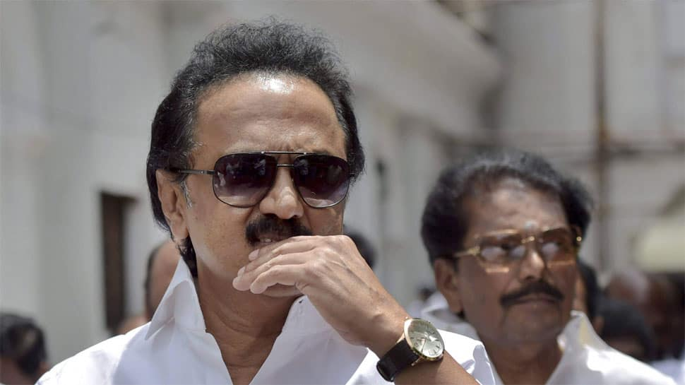 AIADMK 'buying' voters for RK Nagar by-poll, disqualify candidate: MK Stalin
