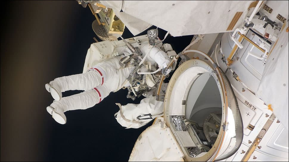Astronauts lose additional bone due to space radiation, but not muscle: Study