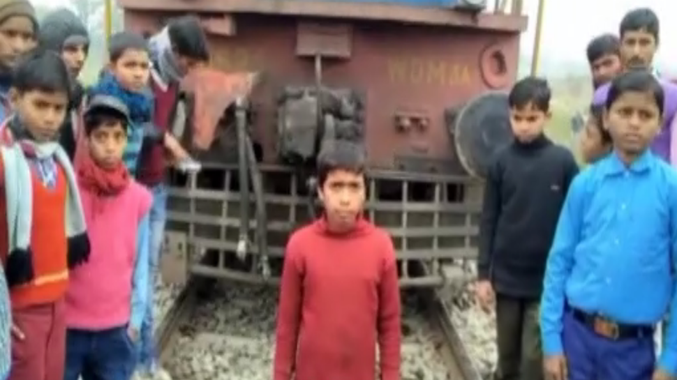 12-year-old averts major train accident in Bihar, saves lives of hundreds of passengers