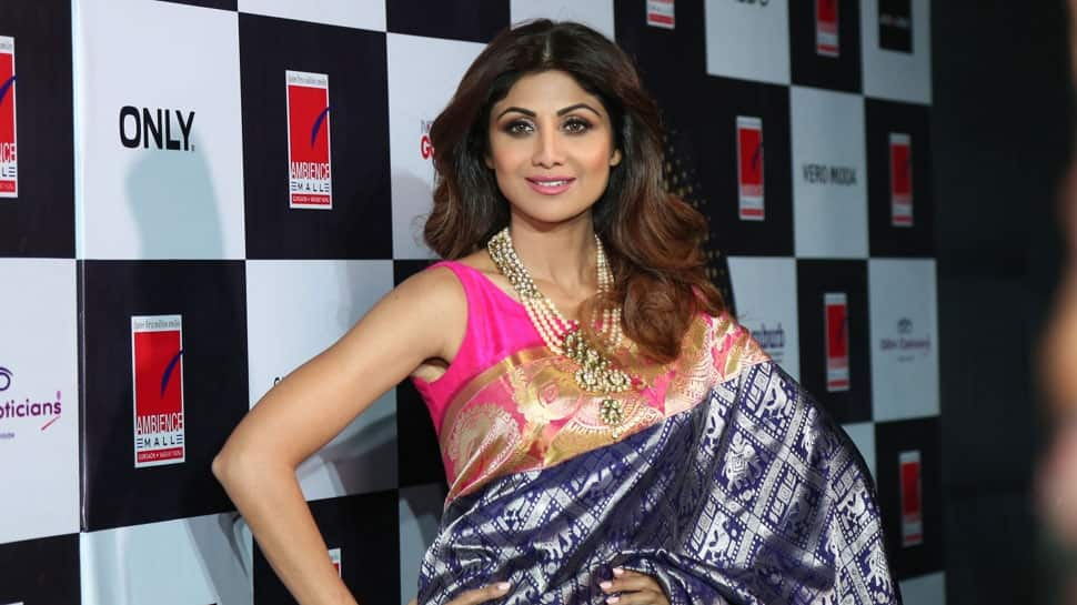 Fashion quotient in Delhi is unbeatable, says Shilpa Shetty Kundra
