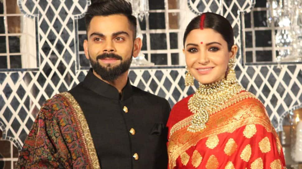Virat Kohli and Anushka Sharma's Delhi reception: High and mighty make it a starry affair
