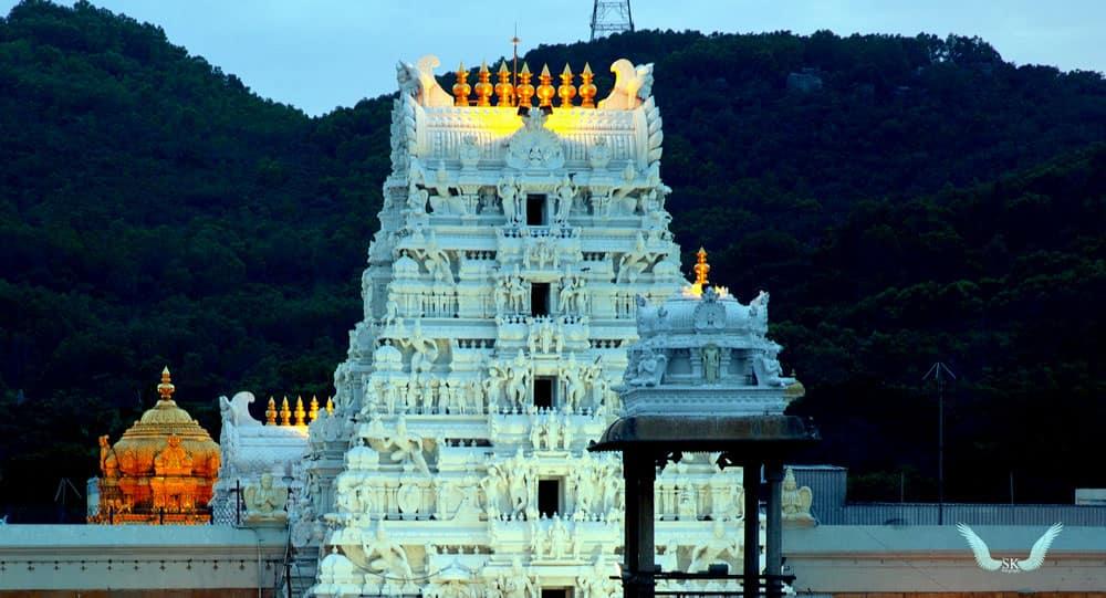 Venkateswara Temple (Tirumala in Andhra Pradesh)