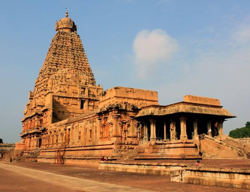 The Brihadeshwara Temple