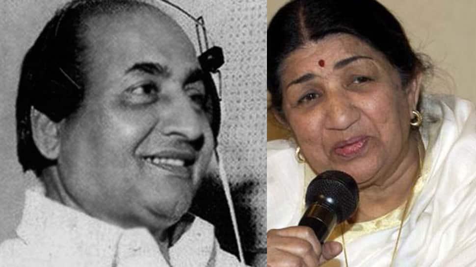 Music was Mohammed Rafi's life: Lata Mangeshkar