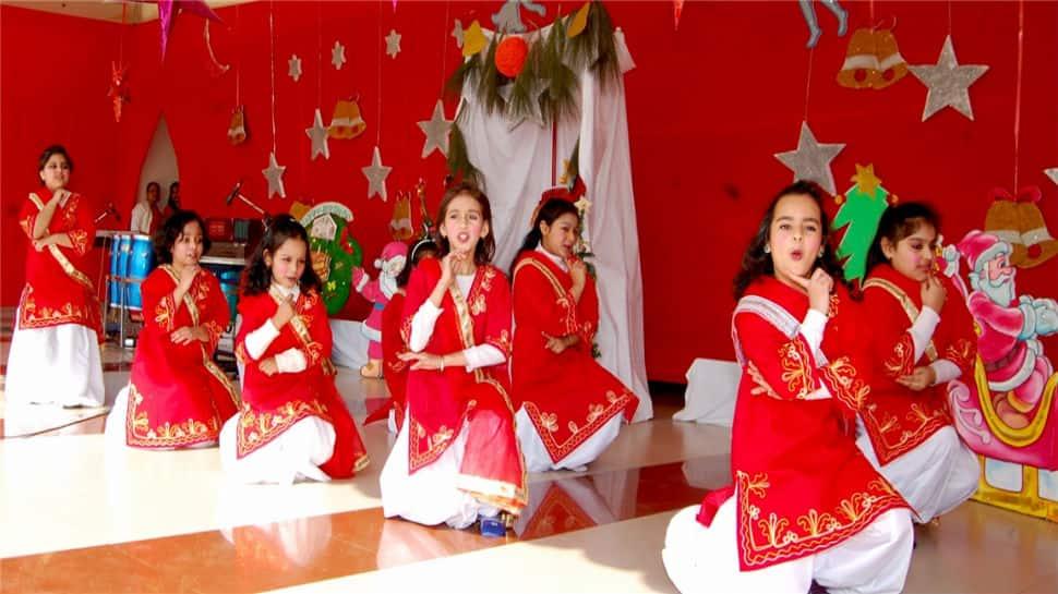 How India celebrated Christmas