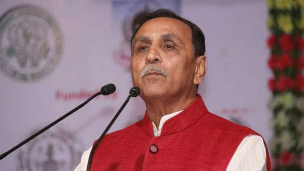 Vijay Rupani to swear-in for second term as Gujarat Chief Minister today