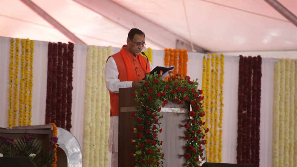 Will work unflaggingly for the downtrodden and needy: Gujarat CM Vijay Rupani