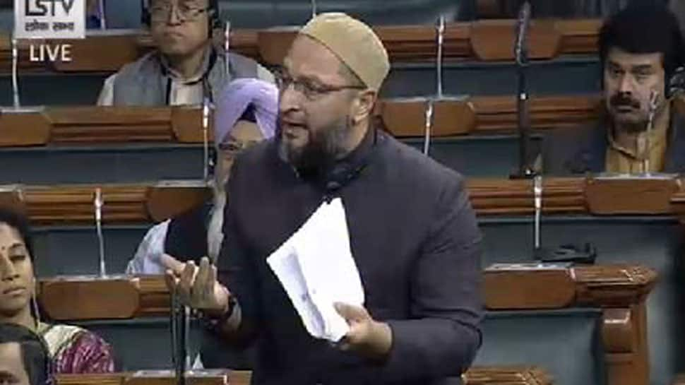 Triple talaq bill violates fundamental rights of Muslims: Asaduddin Owaisi