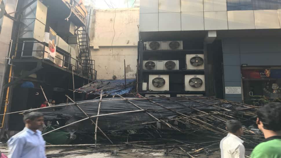 Fire in Mumbai's Kamala Mills claims several lives