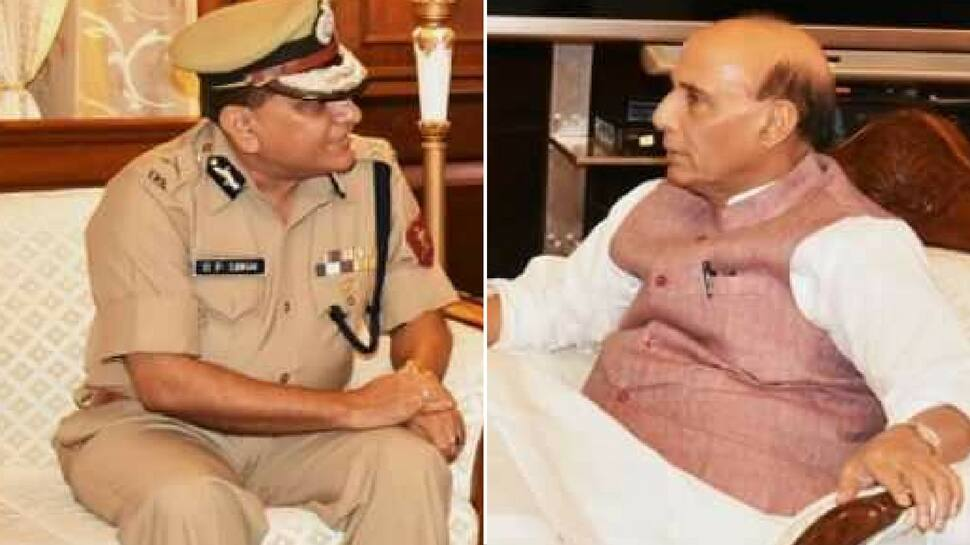 Uttar Pradesh gets a new DGP, OP Singh succeeds Sulkhan Singh