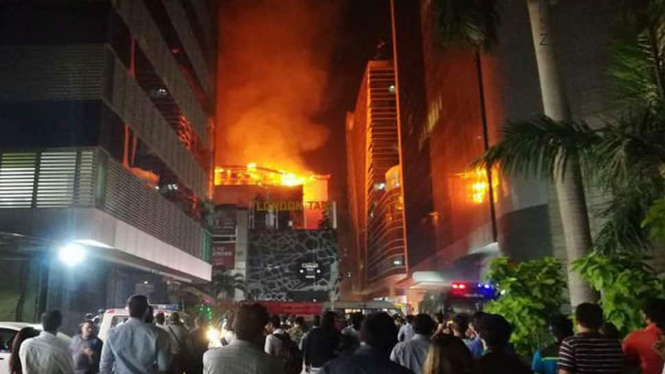 Kamala Mills fire: Two managers of '1 Above' pub arrested, sent to police custody