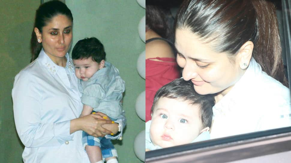Taimur Ali Khan's latest vacation pics are unmissable