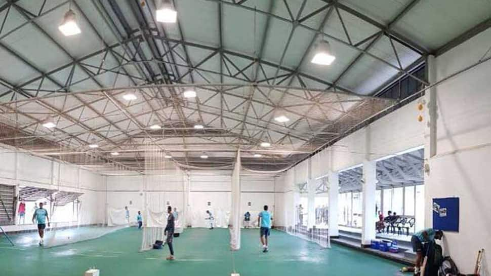 India vs South Africa: Men in Blue practice indoors due to rain in Newlands Cricket Ground