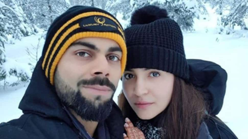 Virat Kohli and Anushka Sharma's New Year selfie is adorable – See pic
