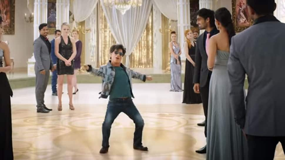 Shah Rukh Khan announces title of dwarf film, unveils teaser - Watch