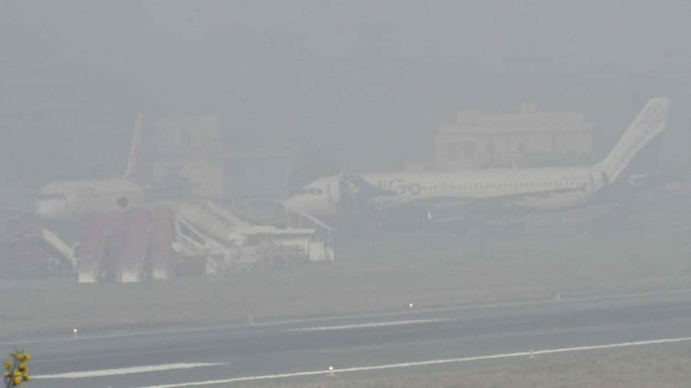 Over 100 flights diverted, many cancelled due to low visibility in Delhi