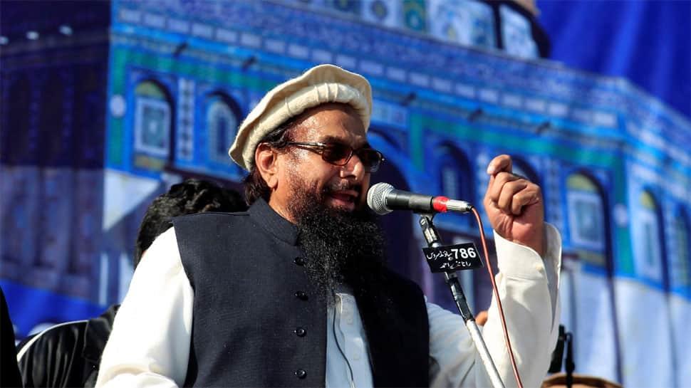 Pakistan bans Hafiz Saeed-led JuD from collecting donations