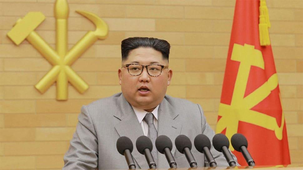 Kim Jong Un says 'open to dialogue' with South Korea