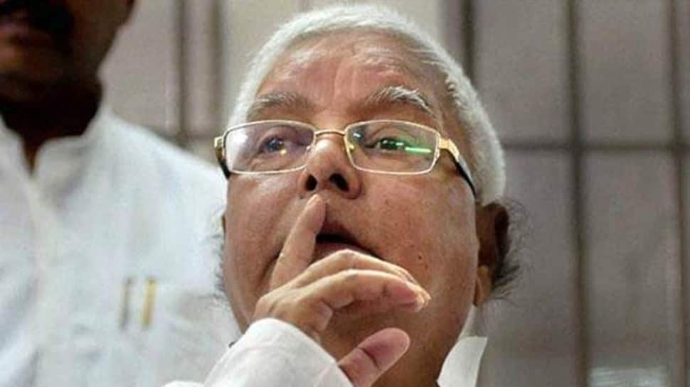 From jail, Lalu Prasad plans strategy to launch agitation on Jan 6
