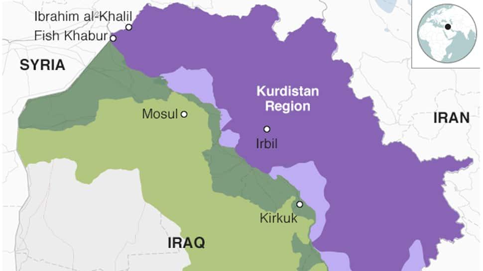 Iran re-opens border crossings with Iraqi Kurdistan region