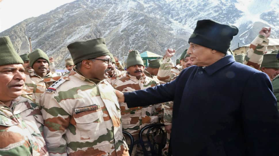 Rajnath Singh's ITBP camp visit a provocative move: Chinese scholar