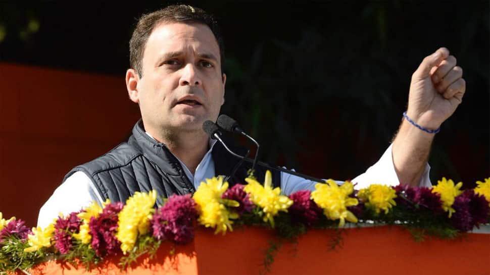 Maharashtra unrest: Rahul Gandhi blames BJP for Dalit protests