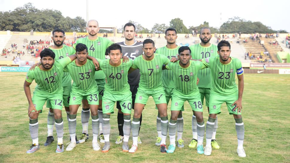 I-League: Ten-man Chennai City stun Mohun Bagan