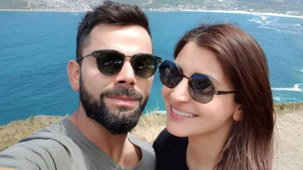 Virat Kohli and Anushka Sharma's latest selfie is pure romance – See pic