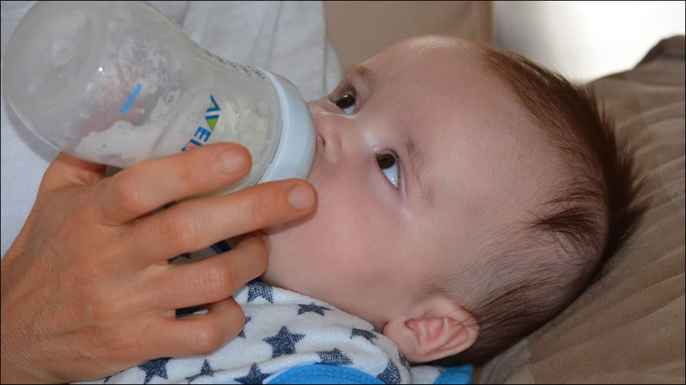 Cow's milk-based baby formula not associated with type 1 diabetes in kids
