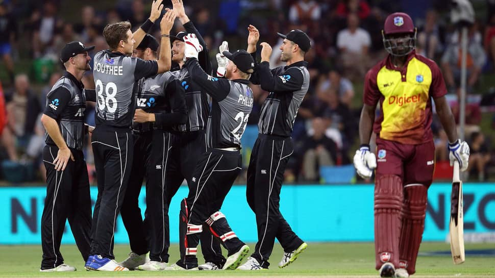 New Zealand thrash West Indies to take T20I series 2-0