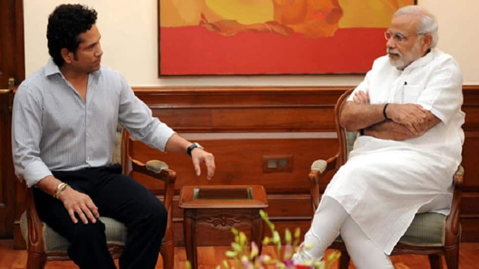 PM Narendra Modi, Sachin Tendulkar most talked about parliamentarians on Facebook