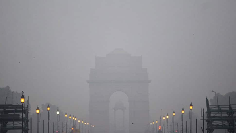 Delhi records season's coldest day; 49 trains delayed, 12 cancelled due to dense fog