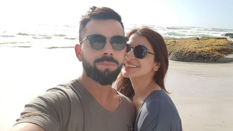 Virat Kohli and Anushka Sharma were seen shopping in Cape Town – Watch