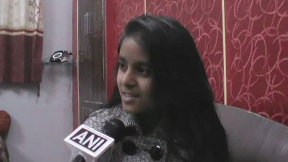 Don't drag me into politics, says Muslim girl who got flak for dressing as Krishna, reciting Gita