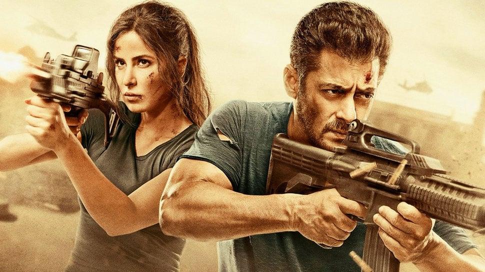 Tiger Zinda Hai: Salman Khan starrer rock-steady at the Box Office
