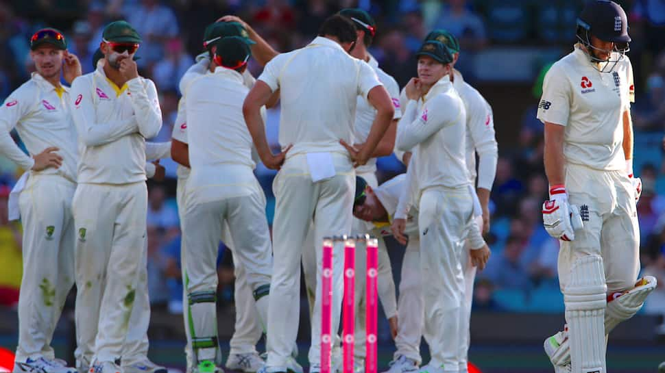 Ashes: Australia gain the upper hand late on Day 1 in Sydney