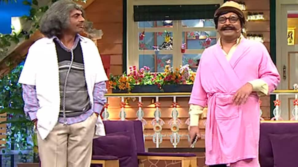The Kapil Sharma Show's Junior Arora Sahib will tickle your funny bone—Watch