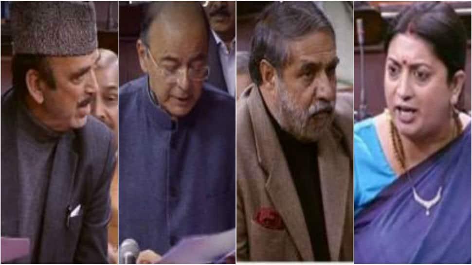 Triple talaq bill: War of words between BJP, Congress as deadlock continues in Rajya Sabha