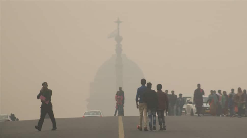 Dense fog, low visibility hit Delhi again; 17 flight delayed, 18 trains cancelled